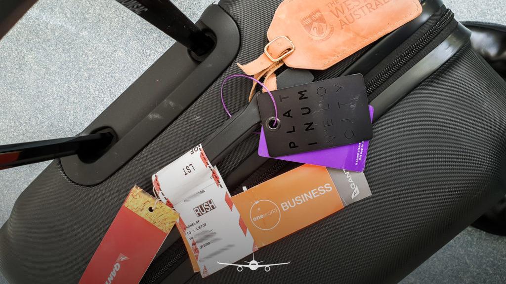 Qantas and Virgin Baggage Allowances