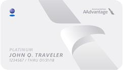 AAdvantage Platinum Card