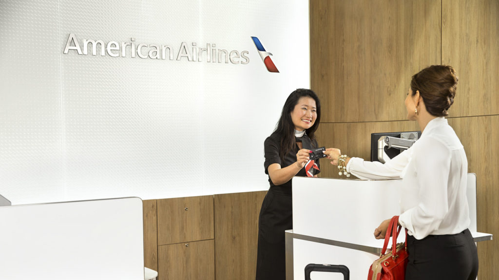 American Airlines Staff