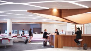 Virgin Australia's Perth, Gold Coast lounges re-open