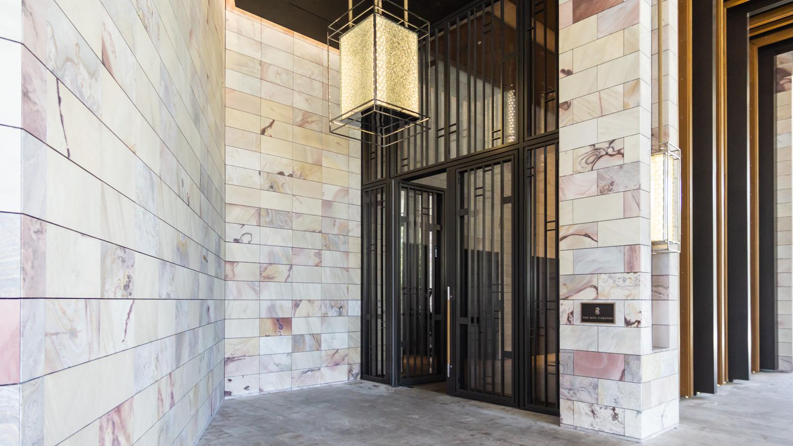 Ritz Carlton Entrance 2