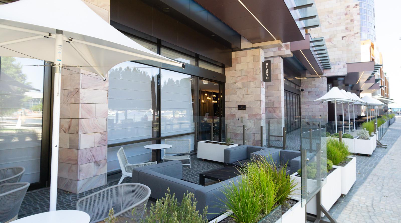 Ritz Carlton Perth Hearth Restaurant 1