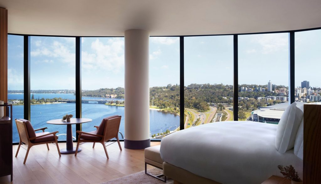 Ritz Carlton Perth Studio River