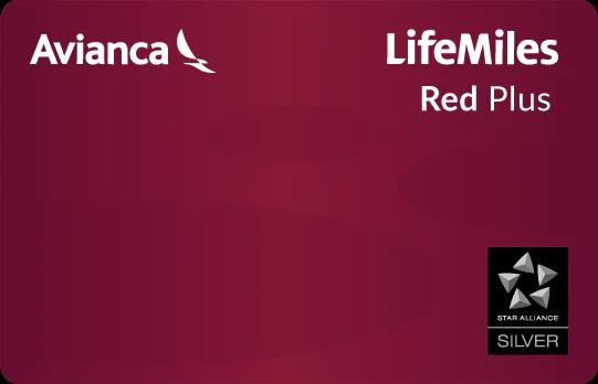 Avianca Red Plus Card