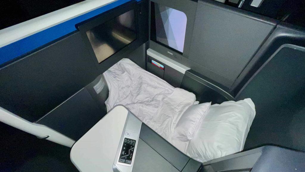 Delta One A350 Suites