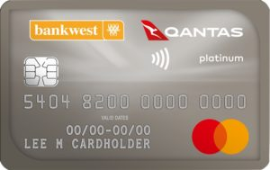 Up to 30,000 bonus Qantas Points with the Bankwest Qantas Platinum Mastercard
