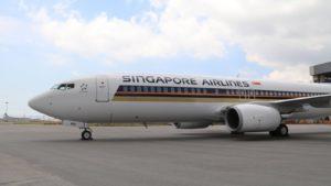 Singapore Airlines readies Boeing 737 flights to Phuket, Brunei and beyond