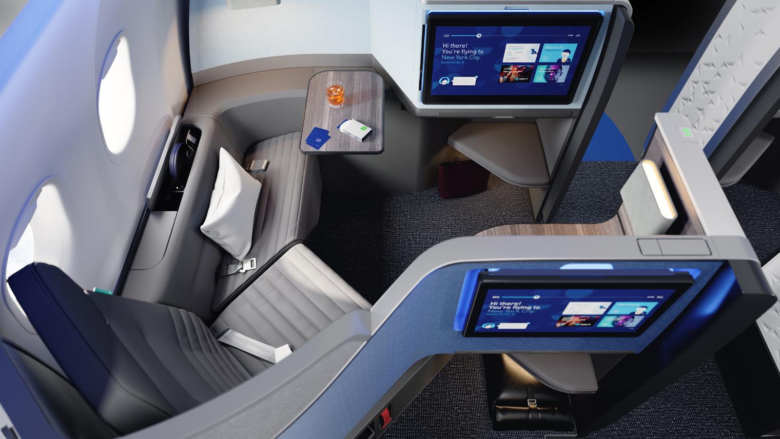 JetBlue Mint 2021 Suite
