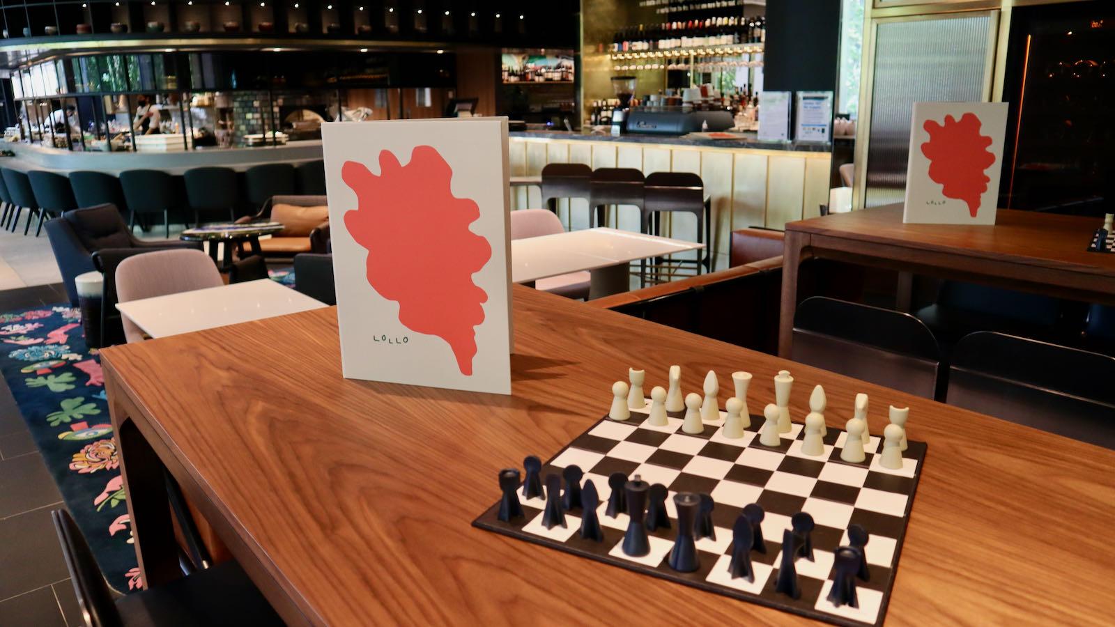 W Melbourne Lollo Restaurant