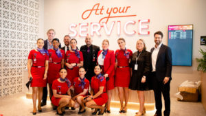 Adelaide opening marks a new era for Virgin Australia lounges