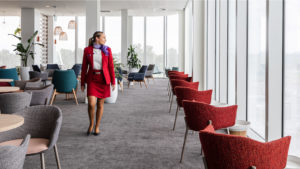 Virgin Australia opens extra pop-up lounge in Melbourne