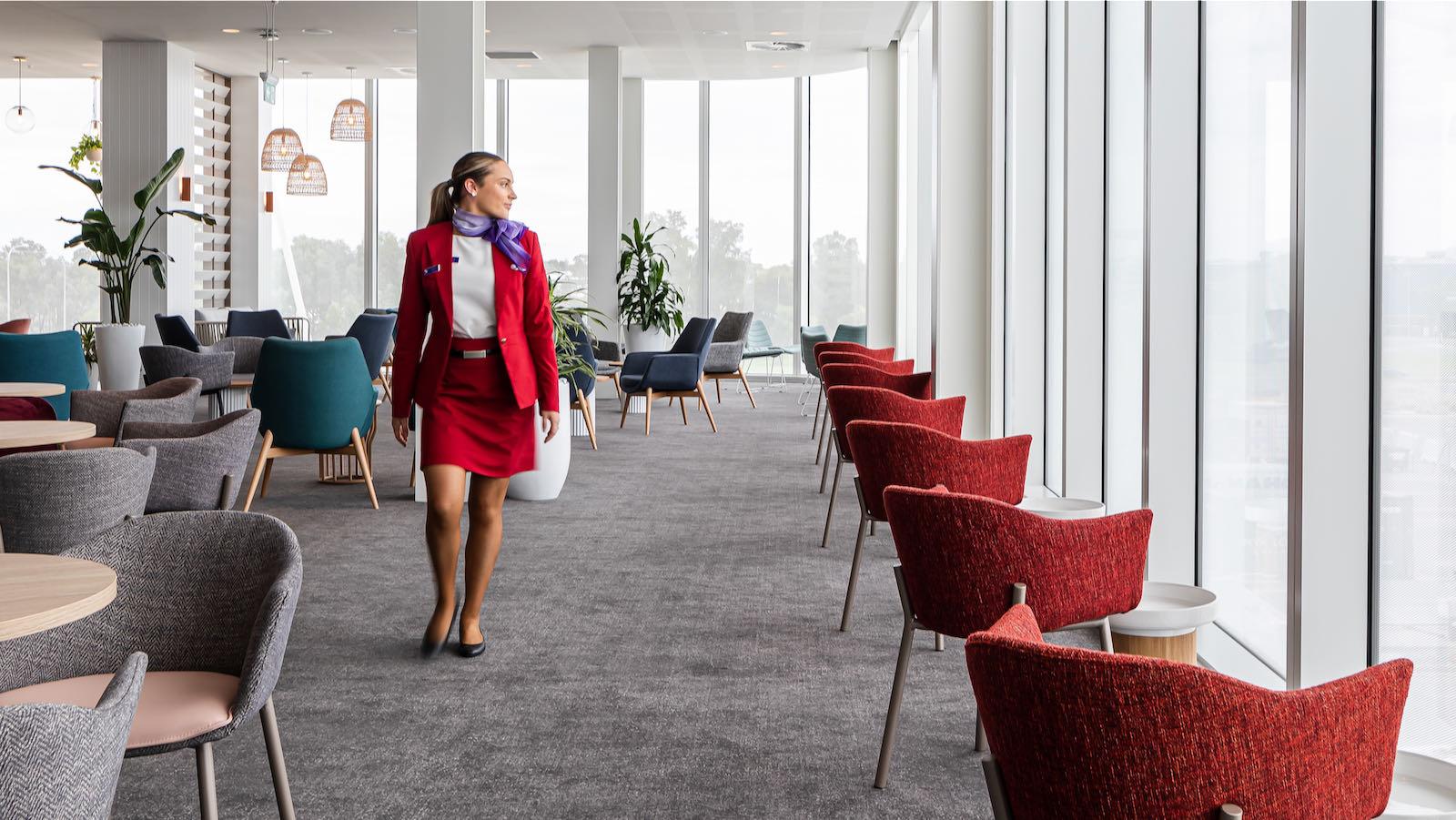 Virgin Australia Adelaide Lounge The Long Stay