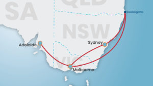 Rex expands domestic network to Gold Coast, Adelaide, from 29 March