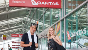 Rediscover the joy of mystery flights with Qantas