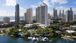 JW Marriott Gold Coast Resort & Spa, Surfers Paradise