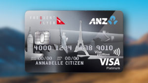 75,000 bonus Qantas Points and $150 back with the ANZ Frequent Flyer Platinum