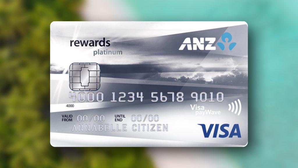 ANZ Rewards Platinum - Point Hacks
