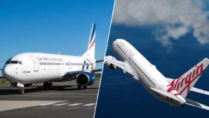 Rex, Virgin battle over $39 fares