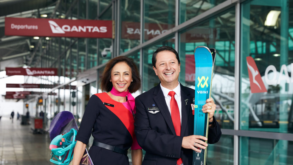 Qantas Ski Passes