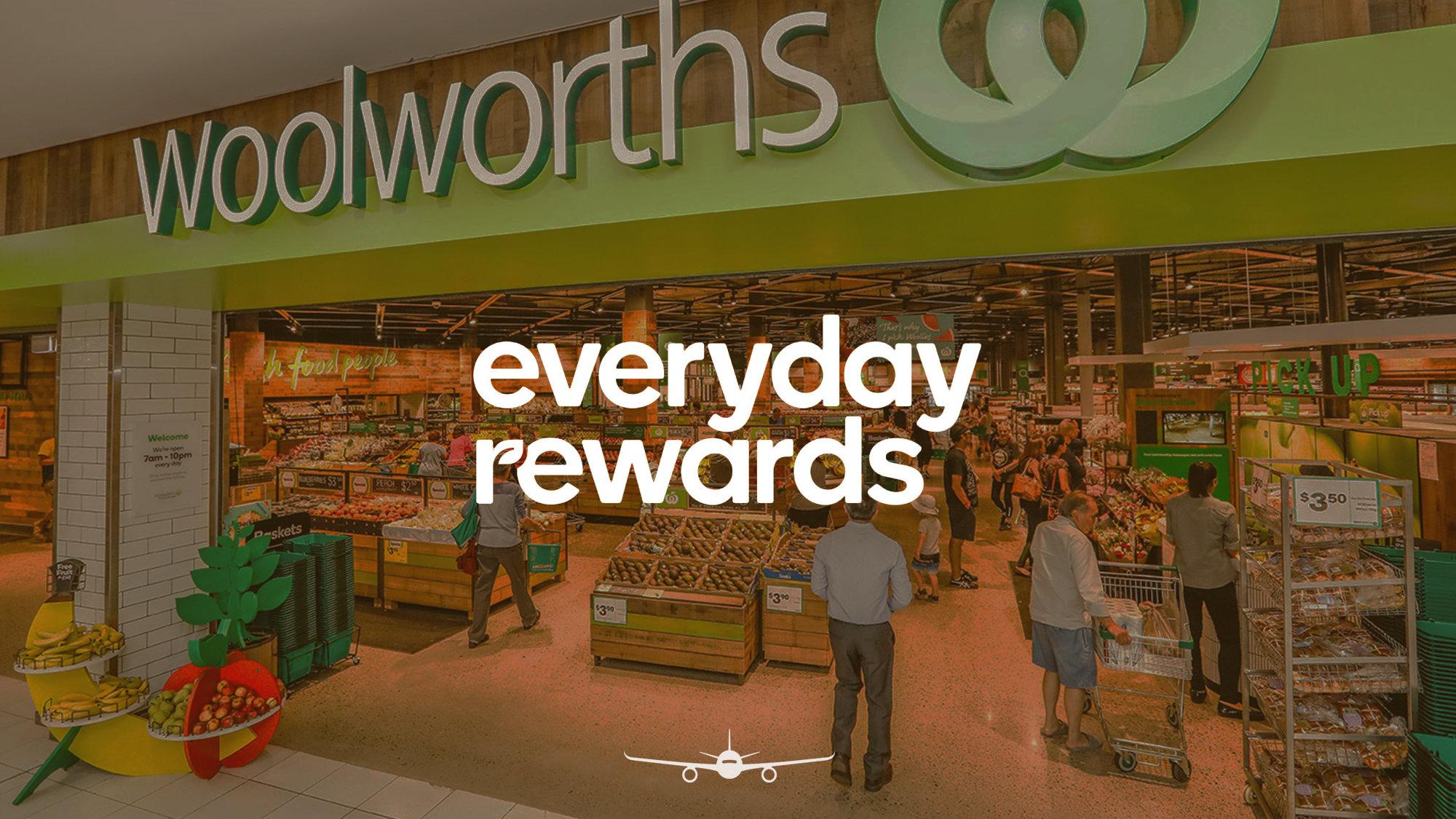 Everyday-Rewards-Woolworths-Store