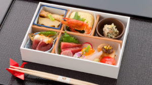 Japan Airlines Business Dining