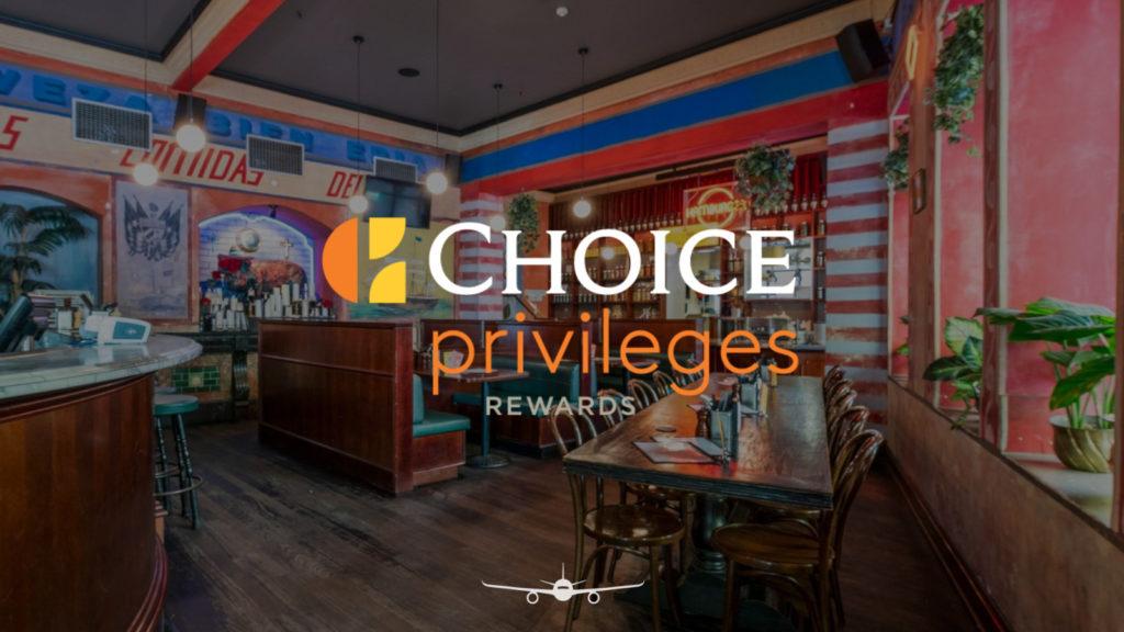 Choice Privileges program