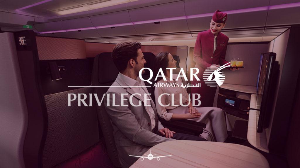 Qatar Airways Privilege Club guide