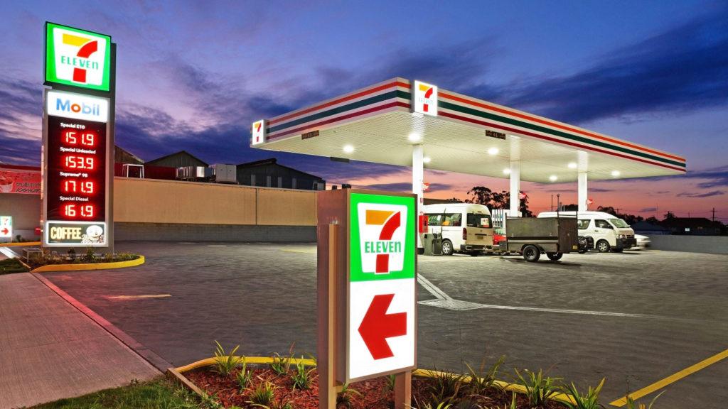 7 Eleven Fuel Outlet