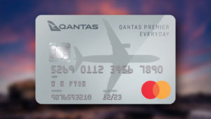 Up to 8,000 bonus Qantas Points with the Qantas Premier Everyday Mastercard