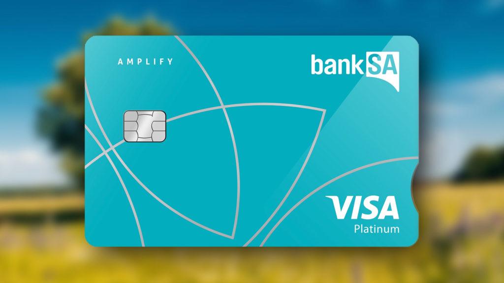 BankSA Amplify Visa Platinum