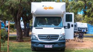 Qantas Apollo Motorhome - Point Hacks by Brandon Loo