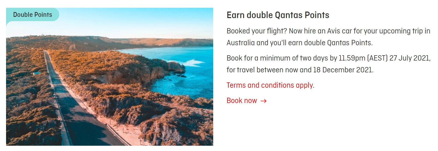 Avis-Qantas-Offer