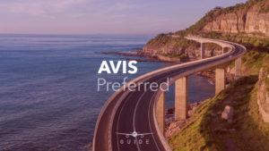 Guide to the Avis Preferred program