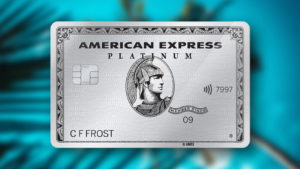 300,000 Membership Rewards points with the American Express Platinum Card