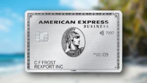 400,000 bonus Membership Rewards points with the American Express Platinum Business Card