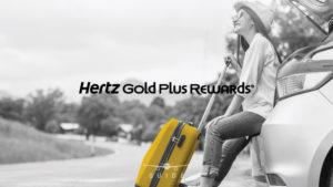 Hertz Gold Plus Rewards loyalty program