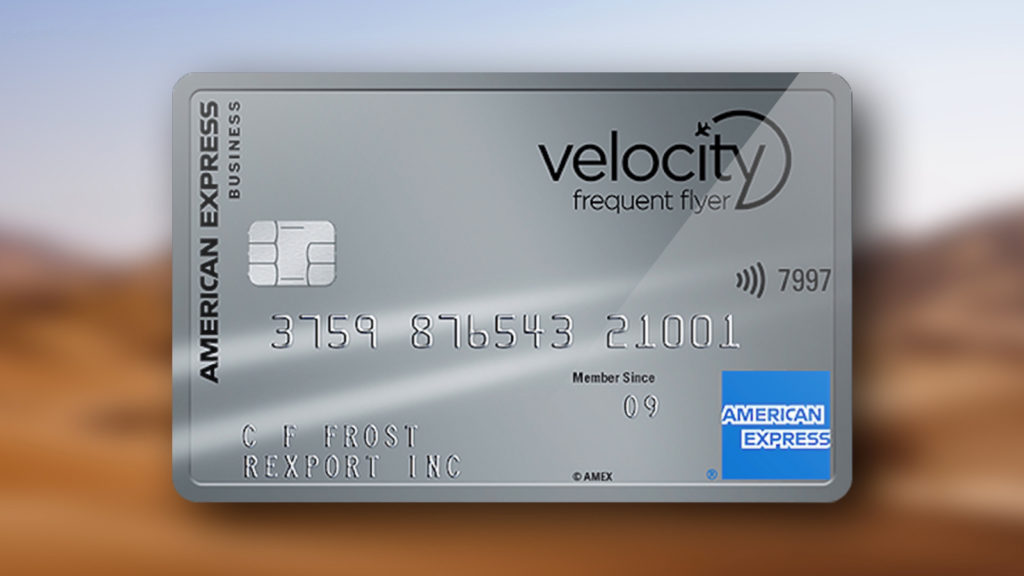 American Express Velocity Business Card | Point Hacks