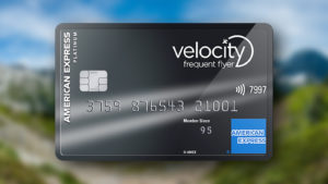 Extended: 120,000 bonus Velocity Points + 120 Status Credits with the American Express Velocity Platinum Card