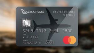 80,000 bonus Qantas Points plus 80 Status Credits with the Qantas Premier Platinum Mastercard