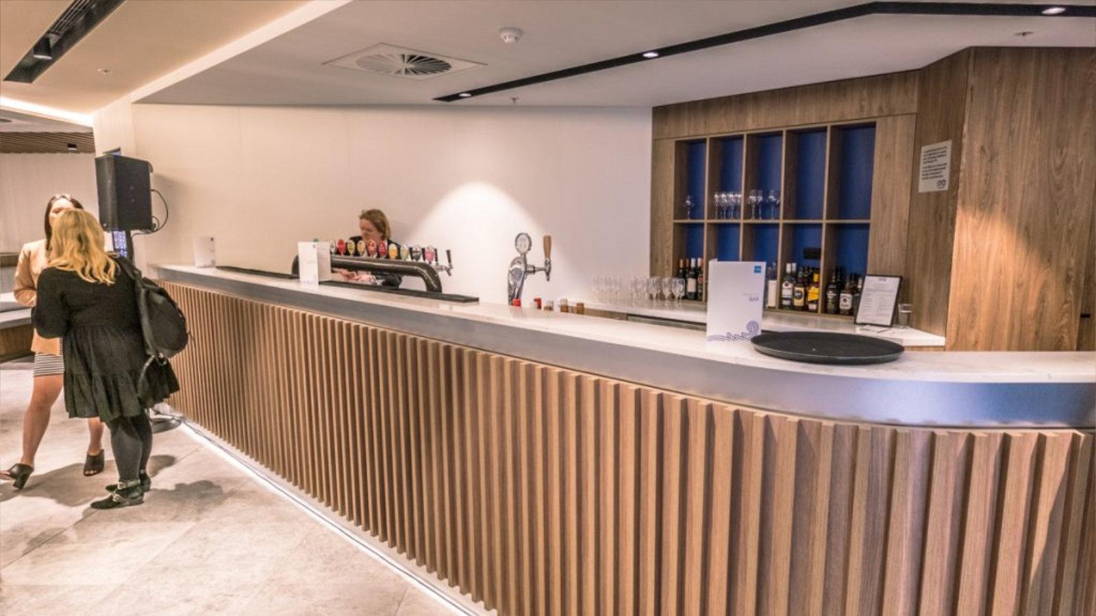 American Express Sydney Lounge 21