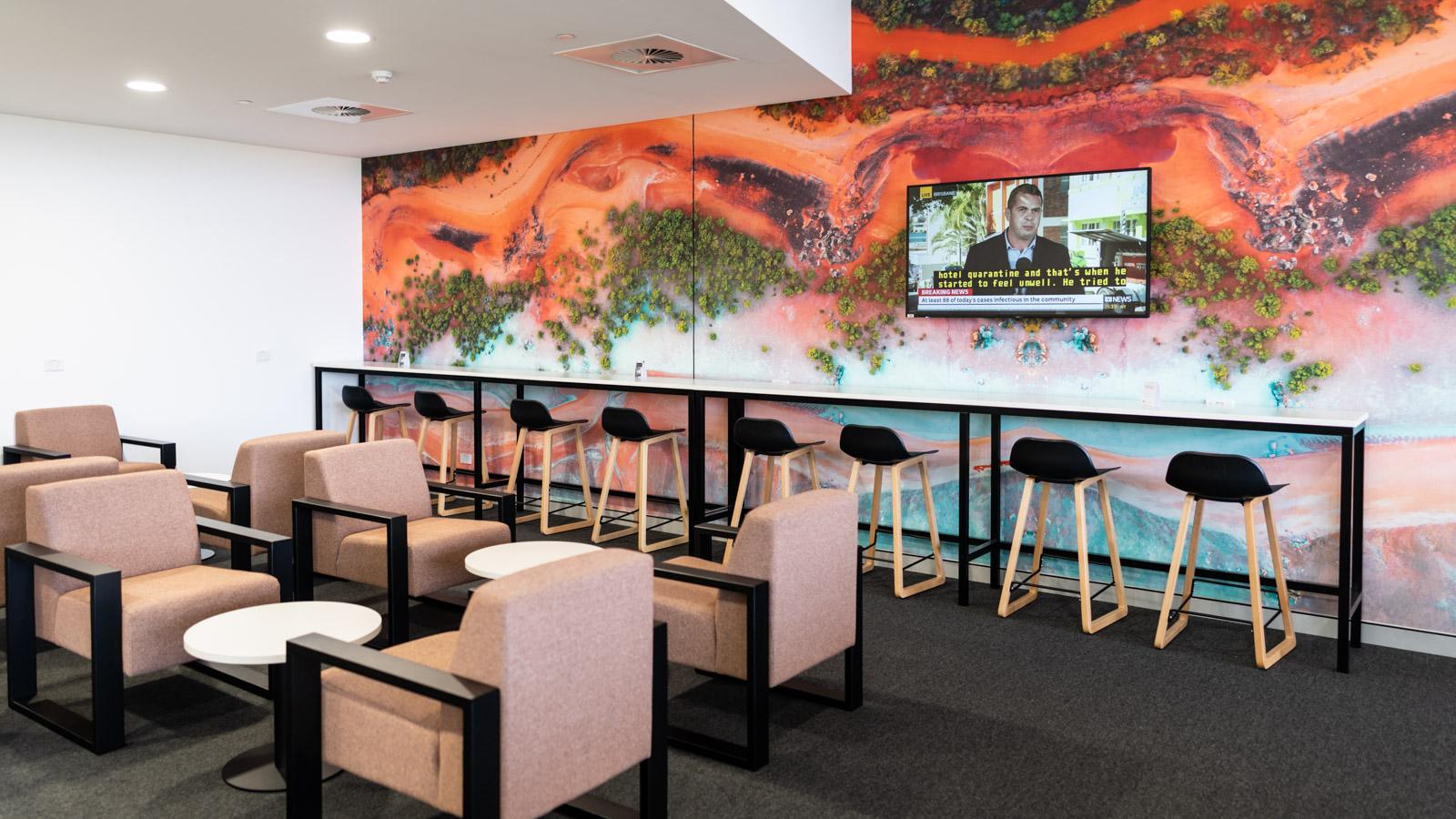 Aspire Lounge Perth T2