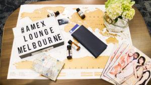 American Express Centurion Lounge, Melbourne