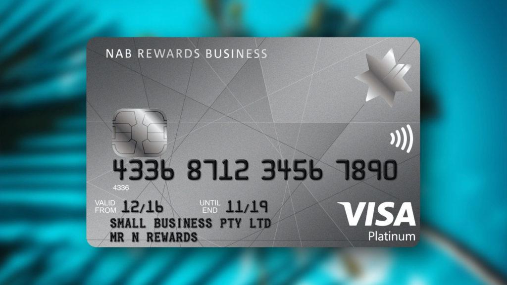 NAB Rewards Business Platinum