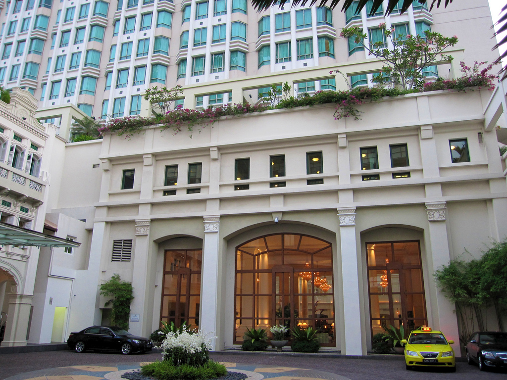 Singapore InterContinental – Club Premier Room review