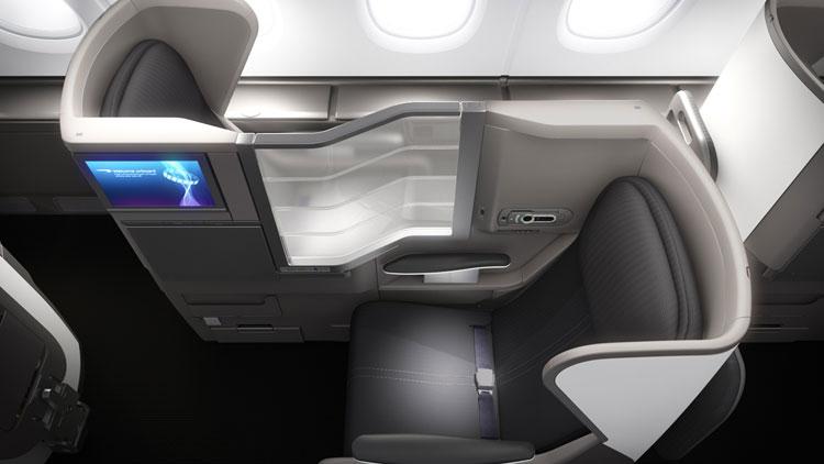 Club World BA A380