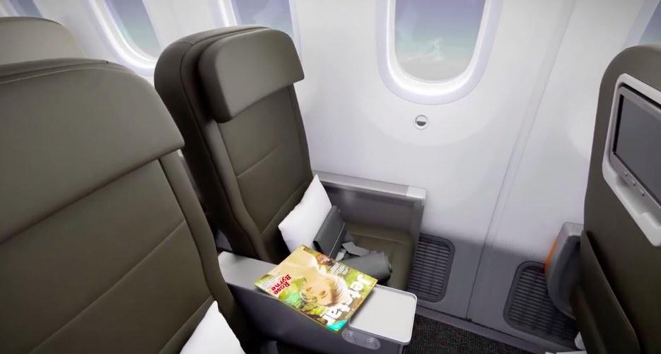 Jetstar MEL-AKL 787 - Starclass 2