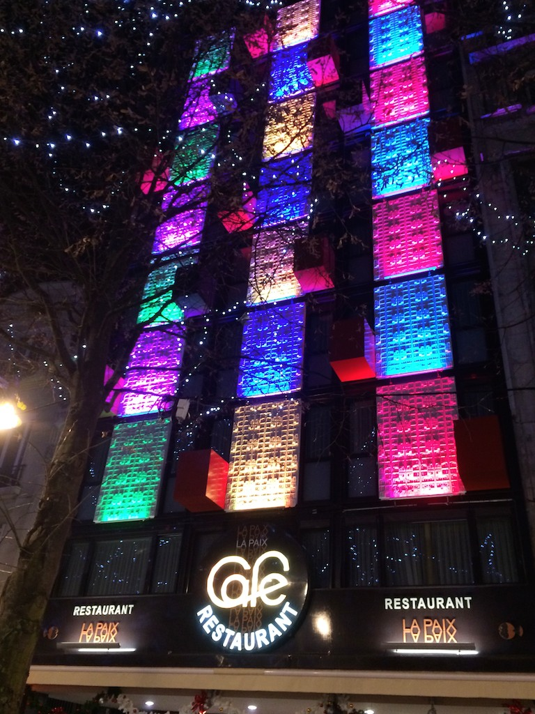 2 Reims Christmas Lights
