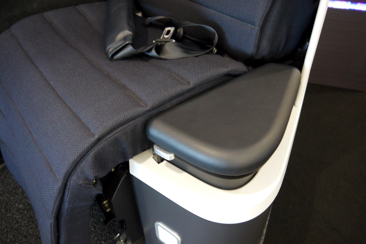 Virgin Australia new 2015 Business Class A330-777 Seat (11)