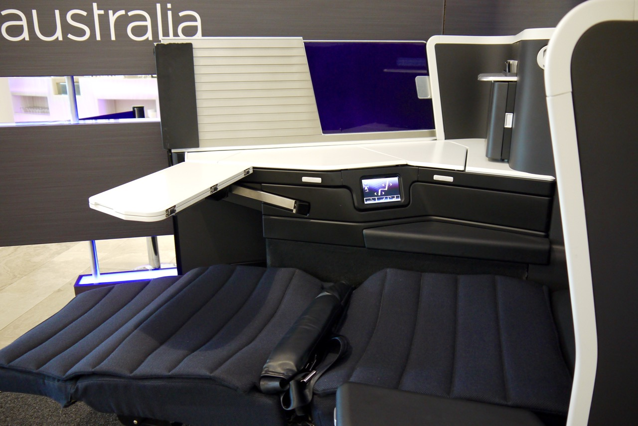 Virgin Australia new 2015 Business Class A330-777 Seat (9)