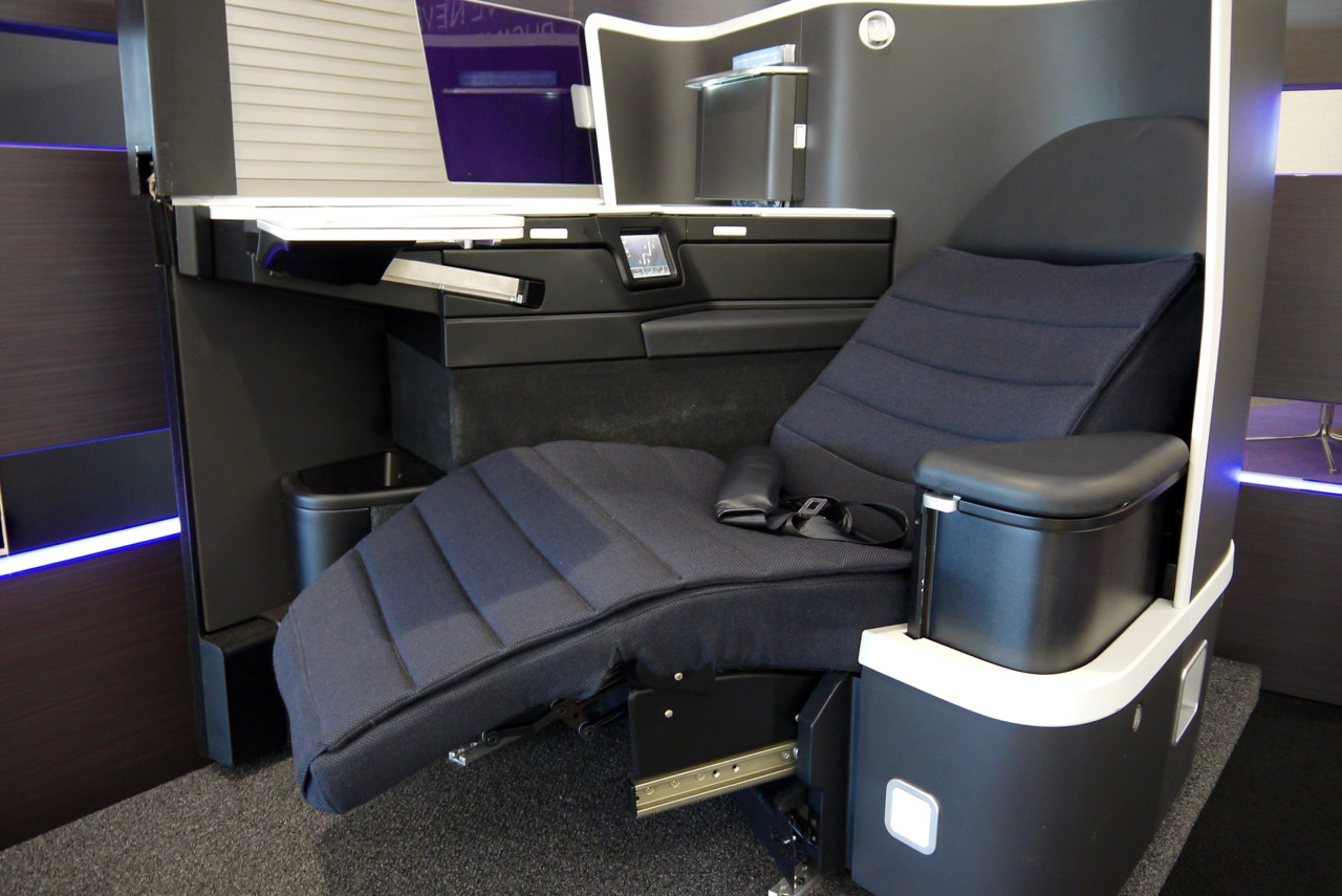 Virgin Australia new 2015 Business Class A330-777 Seat (5)